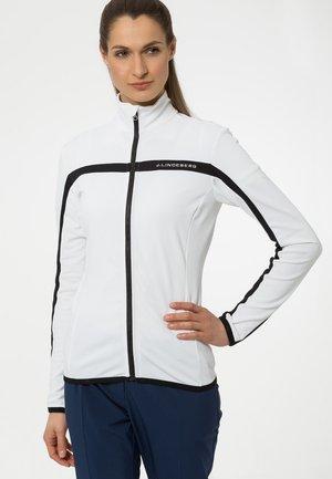 JARVIS - Treningsjakke - white