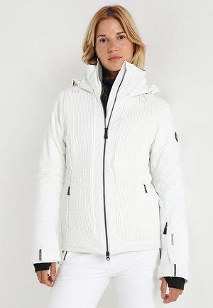 MOFFIT DERMIZAX - Ski jacket - white