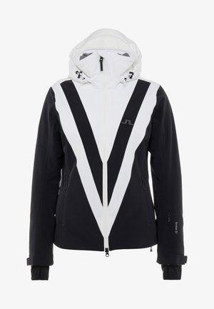 WRANGELL DERMIZAX - Ski jacket - black