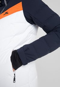 J.LINDEBERG - RUSSEL - Down jacket - juicy orange - 8