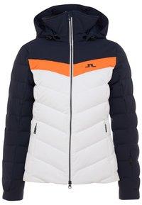 J.LINDEBERG - RUSSEL - Down jacket - juicy orange - 0