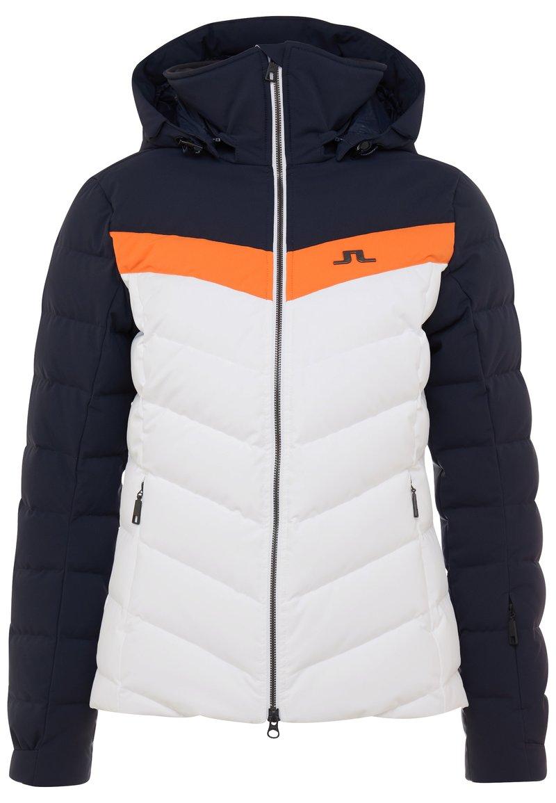 J.LINDEBERG - RUSSEL - Down jacket - juicy orange