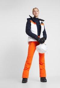 J.LINDEBERG - RUSSEL - Down jacket - juicy orange - 1