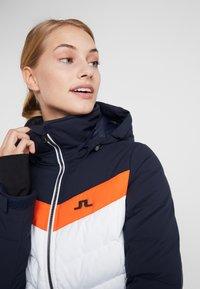 J.LINDEBERG - RUSSEL - Down jacket - juicy orange - 5