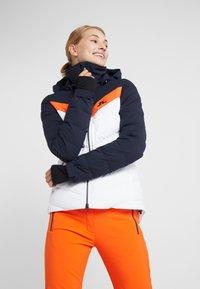 J.LINDEBERG - RUSSEL - Down jacket - juicy orange - 2