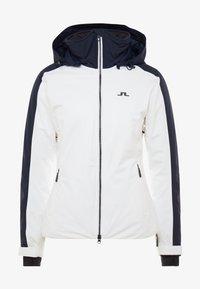 J.LINDEBERG - LOA - Lyžařská bunda - white - 7