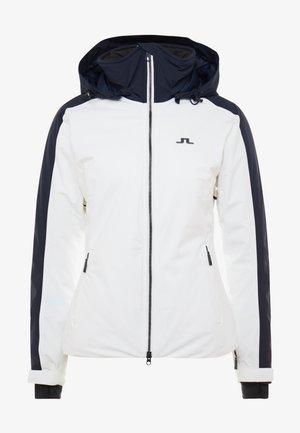 LOA - Lyžařská bunda - white