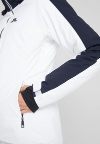 J.LINDEBERG - LOA - Lyžařská bunda - white - 8
