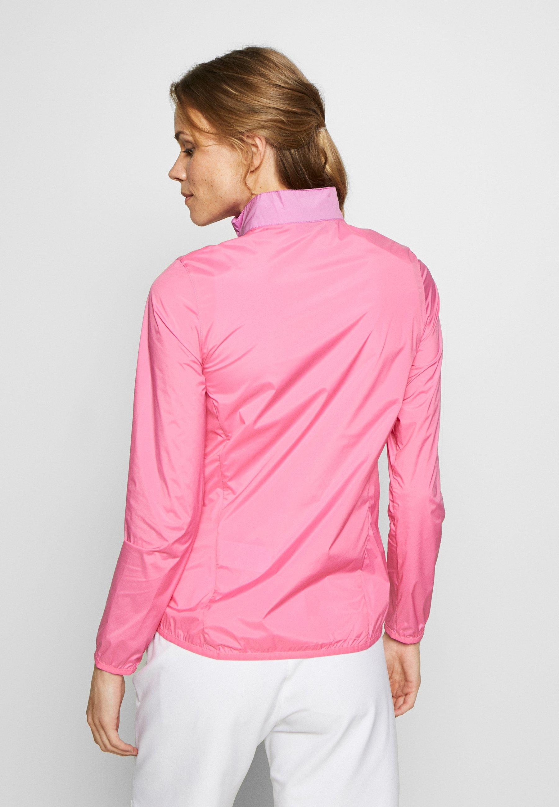 J.LINDEBERG Regnjakke - pop pink