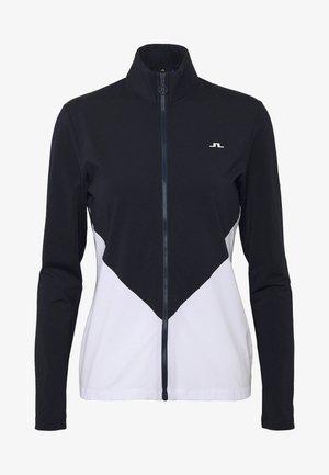 LIZA LIGHT MID - Training jacket - navy