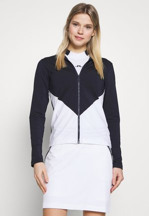LIZA LIGHT MID - Trainingsvest - navy
