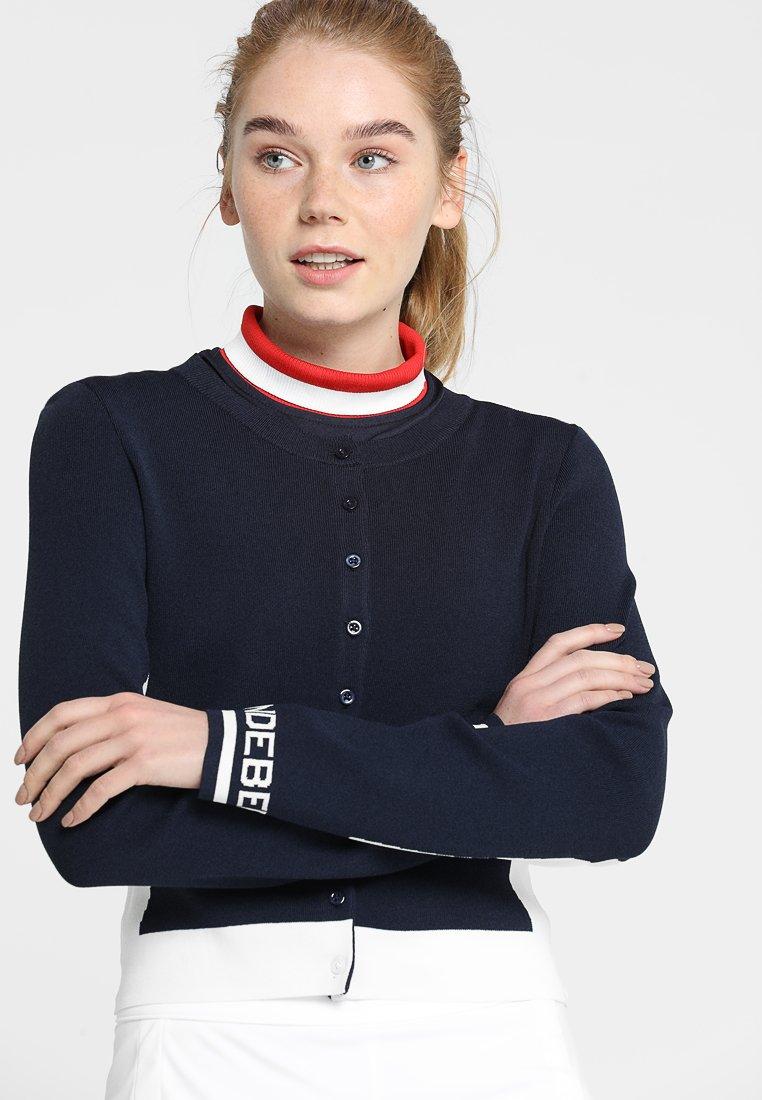 J.LINDEBERG - MELODY - Zip-up hoodie - navy