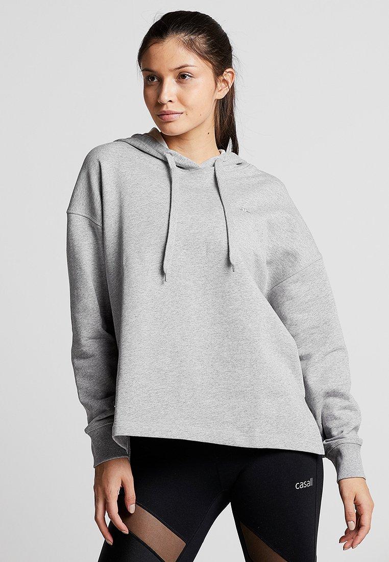J.LINDEBERG - DENI - Sweatshirt - light grey melange