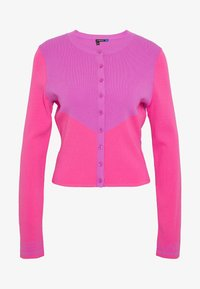 J.LINDEBERG - MELODY - Zip-up hoodie - pop pink - 3