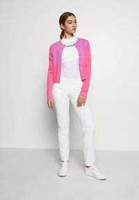 J.LINDEBERG - MELODY - Zip-up hoodie - pop pink - 1