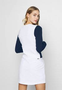 J.LINDEBERG - MELODY - veste en sweat zippée - navy - 2