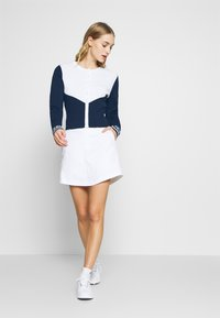 J.LINDEBERG - MELODY - veste en sweat zippée - navy - 1