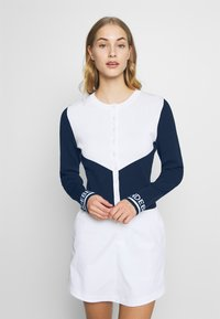 J.LINDEBERG - MELODY - veste en sweat zippée - navy - 0