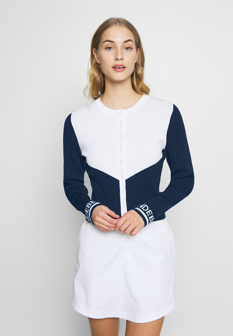 J.LINDEBERG - MELODY - veste en sweat zippée - navy