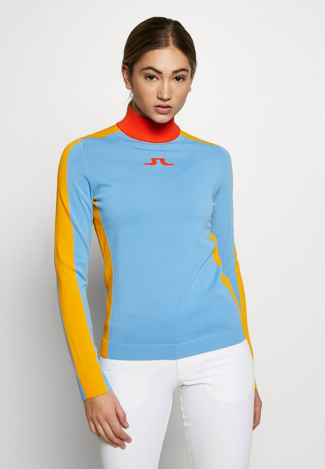 ADIA - Pullover - lake blue