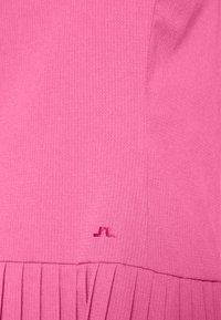 J.LINDEBERG - CORA - Jurken - pop pink - 5