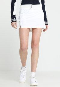 J.LINDEBERG - AMELIE - Sportovní sukně - white - 0