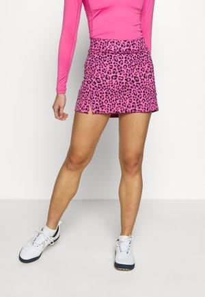 AMELIE PRINT - Sportovní sukně - pink