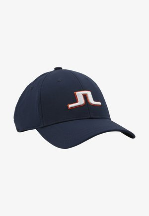 ANGA TECH STRETCH - Cap - navy