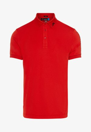 TOUR TECH SLIM - Camiseta de deporte - racing red