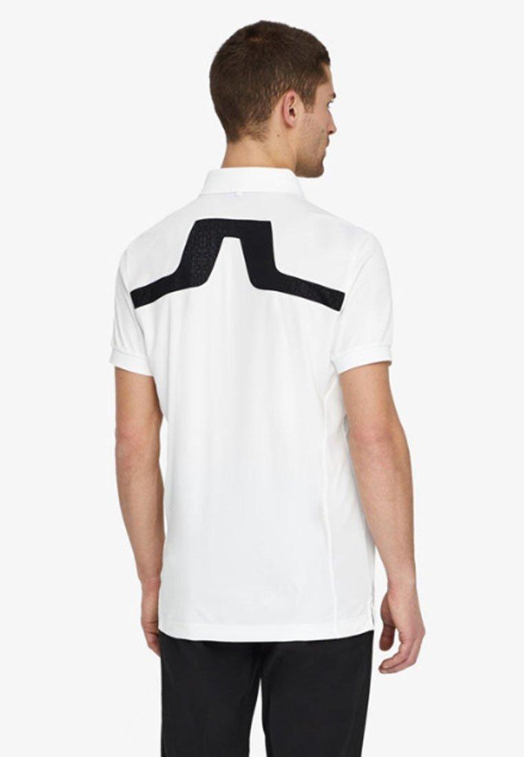 J.lindeberg Kv Tx - Sports Shirt White UK