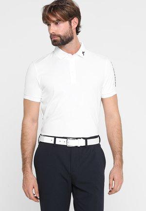 M TOUR TECH SLIM PRINT - T-shirt de sport - white