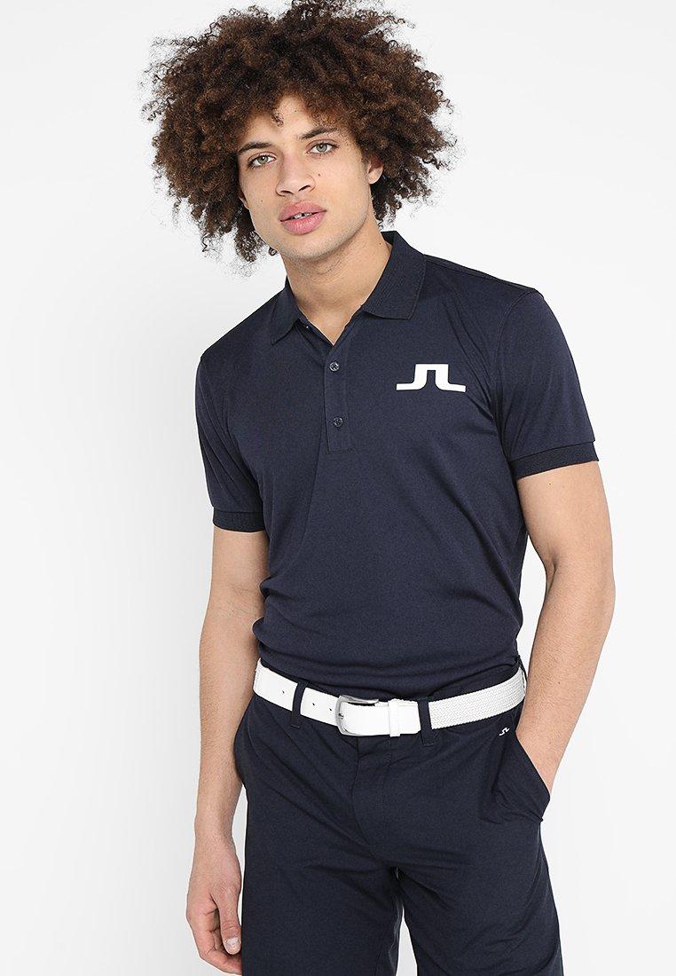 J.LINDEBERG - BIG BRIDGE FIT - Camiseta de deporte - navy