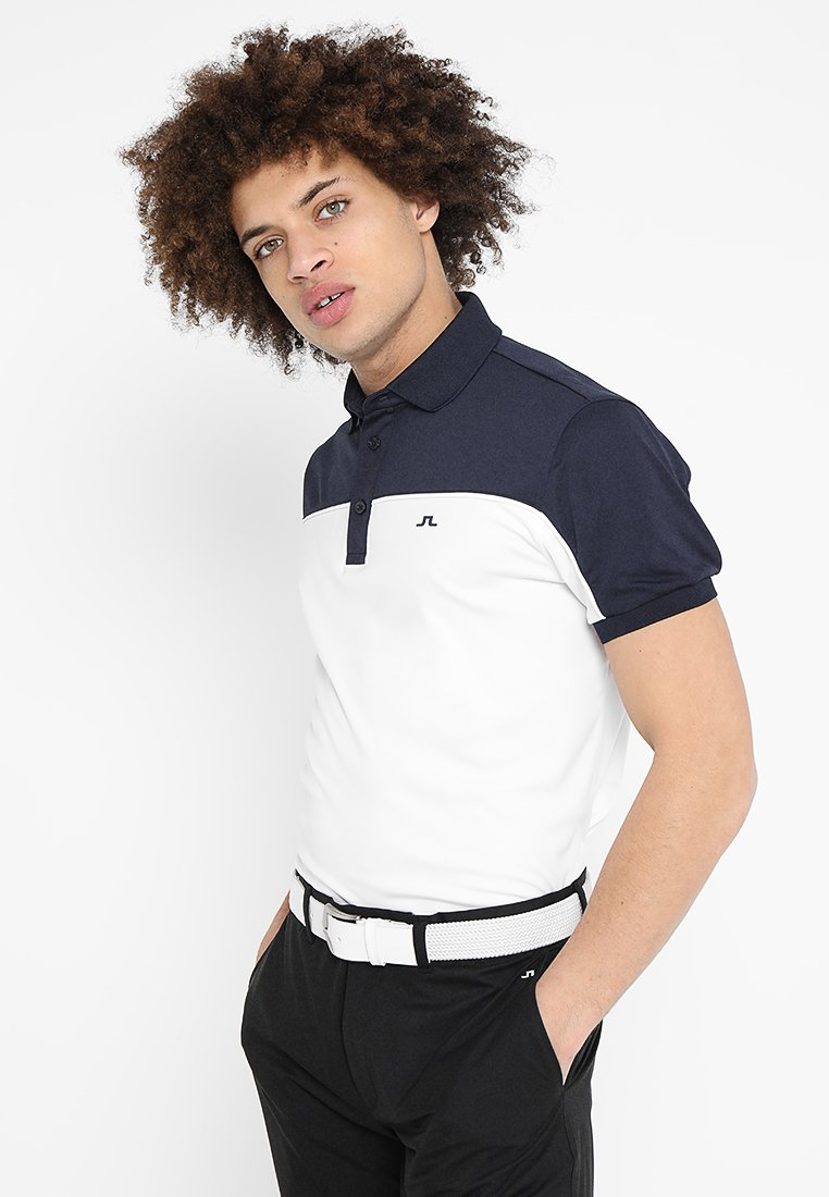 J.LINDEBERG - MATEO FIT COOLMAX - Polo shirt - white