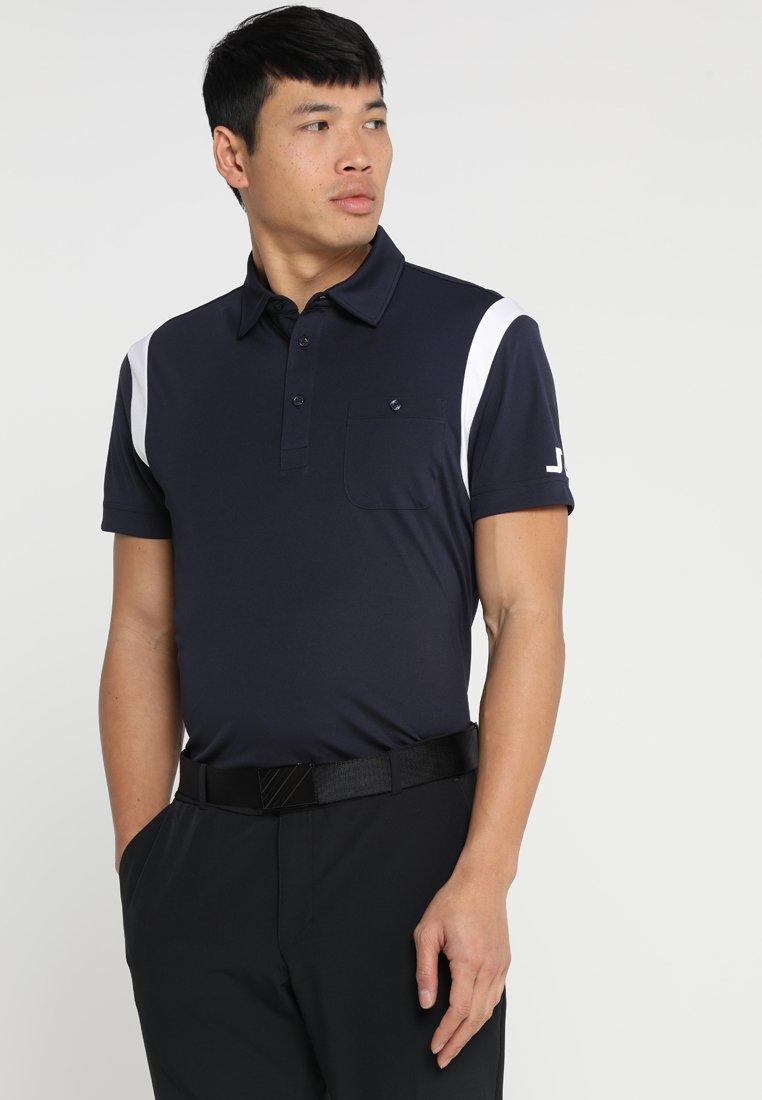 J.LINDEBERG - DOLPH SLIM FIT - Sports shirt - navy