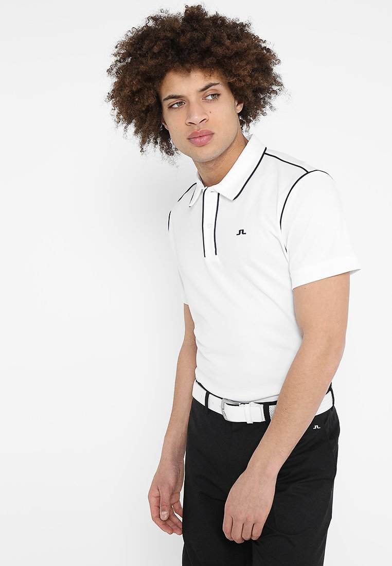 J.LINDEBERG - TOMI LUX - Sports shirt - white