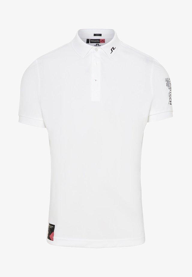 TOURTECH ARCHIVED - Koszulka sportowa - white
