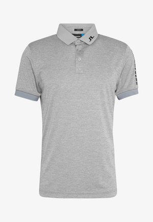 TOUR TECH - T-shirt de sport - stone grey melange