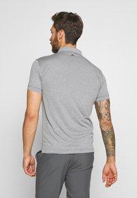 J.LINDEBERG - TOUR TECH - Sports shirt - stone grey melange - 2