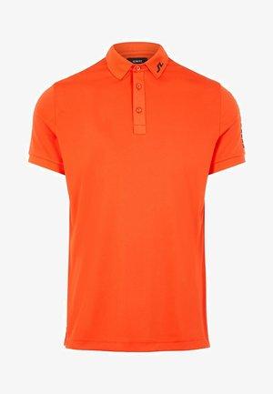 TOUR TECH - Sports shirt - tomato red