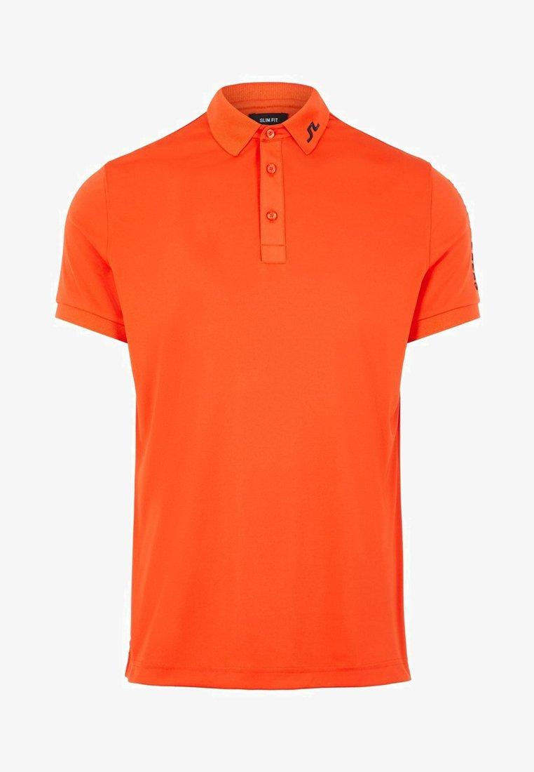 J.LINDEBERG - TOUR TECH - Sports shirt - tomato red