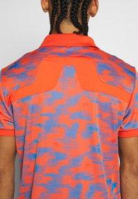 J.LINDEBERG - Sports shirt - red - 4