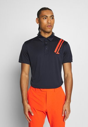 PHOENIX REG FIT-TX COOLMAX - Sports shirt - navy