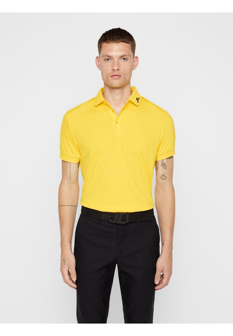 J.LINDEBERG - Sports shirt - yellow
