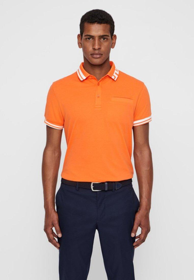 J.LINDEBERG - BRUCE - Poloshirt - juicy orange