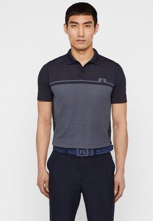 J.LINDEBERG POLOSHIRT ALFRED SEAMLESS - Polo shirt - navy