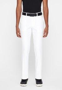J.LINDEBERG - ELLOTT MICRO - Kalhoty - white - 4