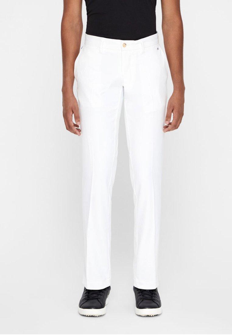 J.LINDEBERG - ELLOTT MICRO - Kalhoty - white