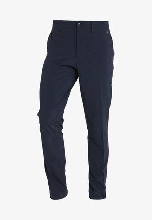 ELLOTT MICRO - Trousers - navy