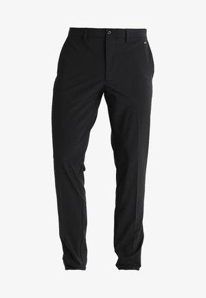 ELLOTT MICRO - Pantalon classique - black