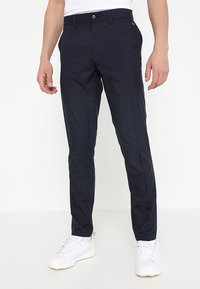 J.LINDEBERG - ELOF TIGHT FIT - Outdoorové kalhoty - navy - 0
